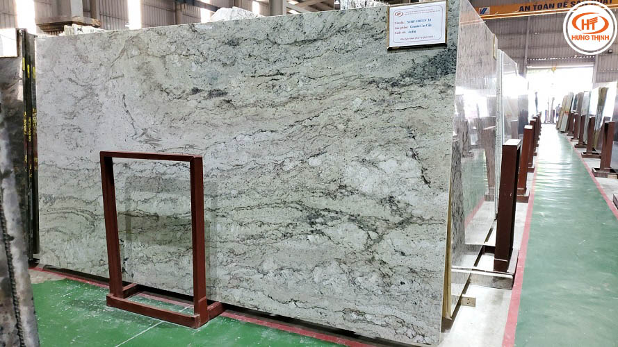 Đá Granite Surf Green 4