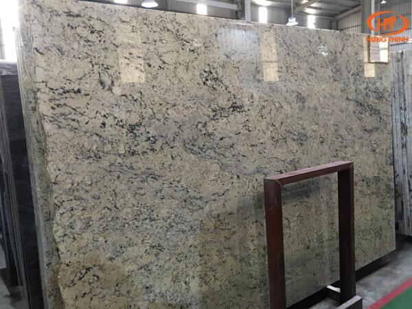 Đá granite Bianco white ice 2