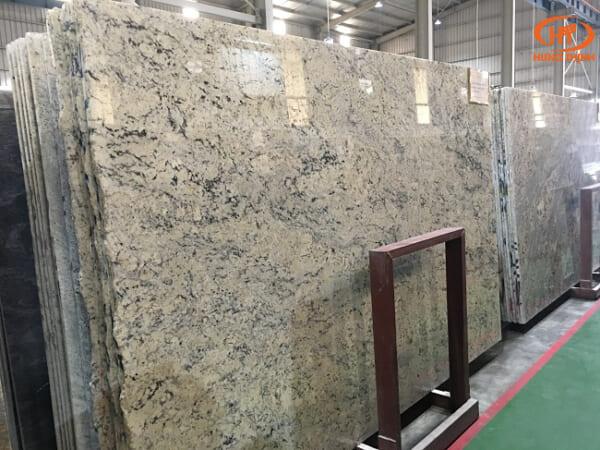 Đá granite Bianco white ice 3