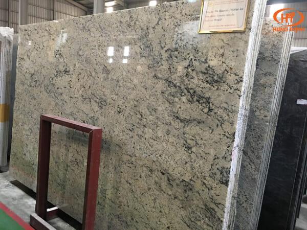 Đá granite Bianco white ice 5