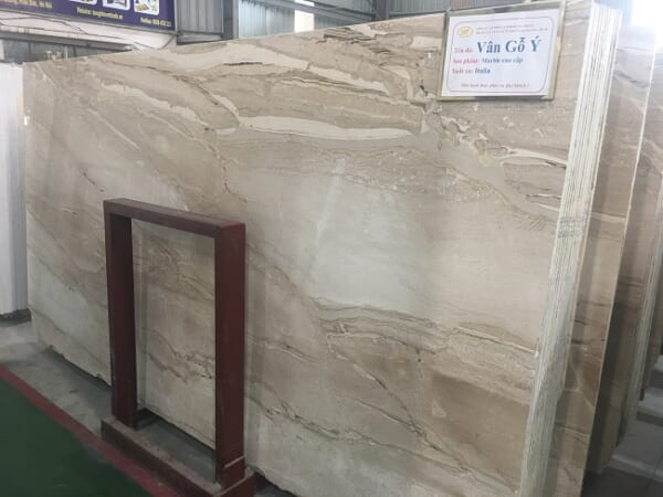 Đá marble vân gỗ ý 4