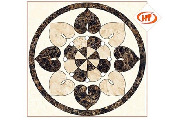 đá hoa văn tròn 10