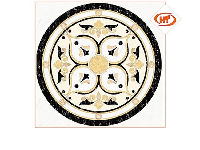 đá hoa văn tròn 20