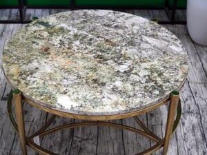 Mặt bàn trà Đá Kamarica ĐK 800 3