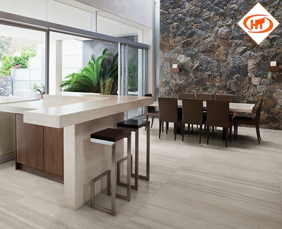 Đá Athens Grey Wooden Marble lat san1