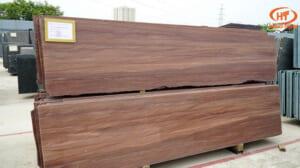 Đá Dark Brown Wood 3