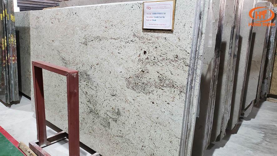 Đá Granite Amba White 2
