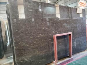 Đá Granite Nâu Mưa Chớp 4