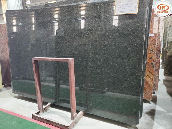 Đá Granite Xanh Bảo Ngọc 2