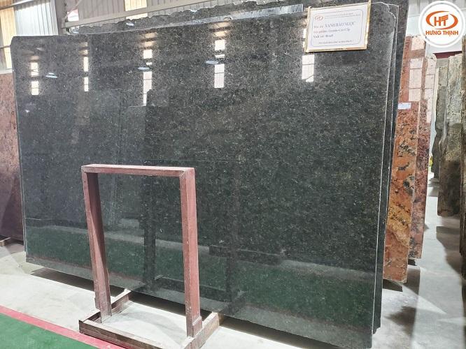 Đá Granite Xanh Bảo Ngọc 3