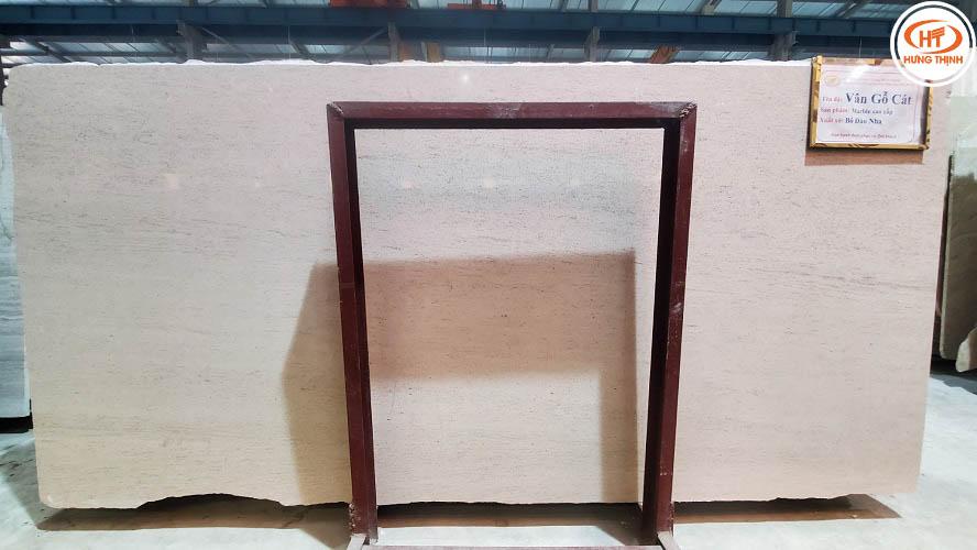 Đá Marble vân gỗ cát 1