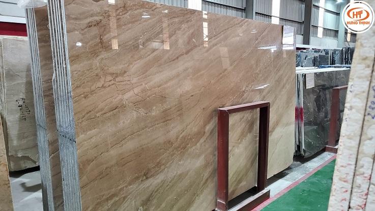 Đá Marble vân gỗ chéo 2