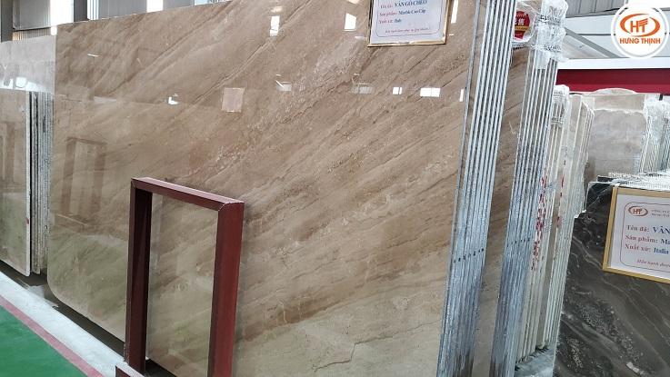 Đá Marble vân gỗ chéo 3
