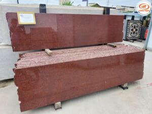 Đá Granite Đỏ Ấn Độ 1