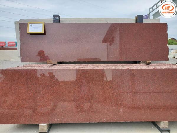 Đá Granite Đỏ Ấn Độ 2
