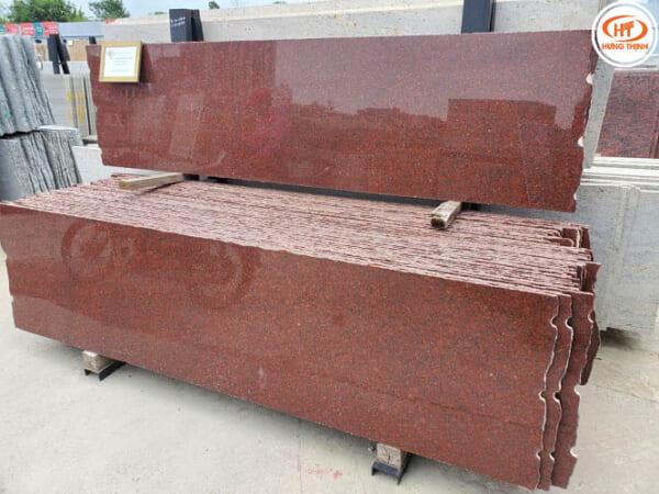 Đá Granite Đỏ Ấn Độ 3