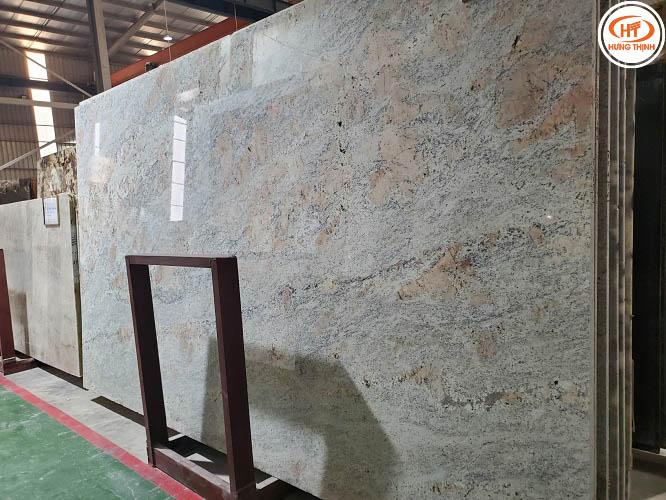 Đá Granite Imperial White 2