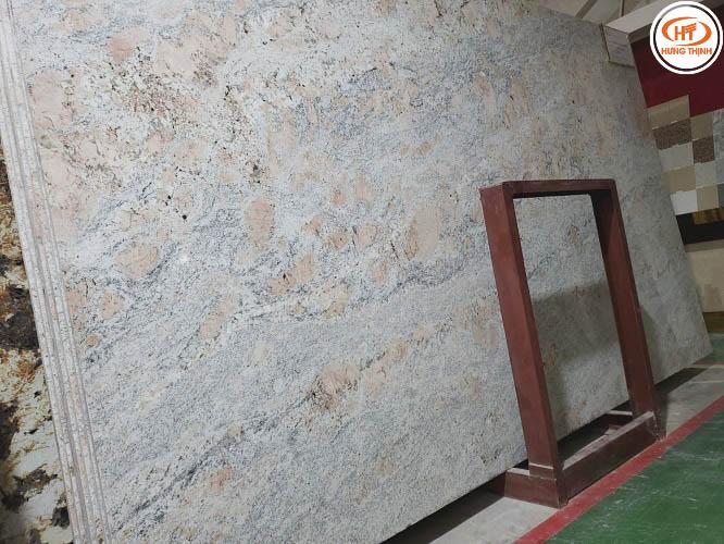 Đá Granite Imperial White 4