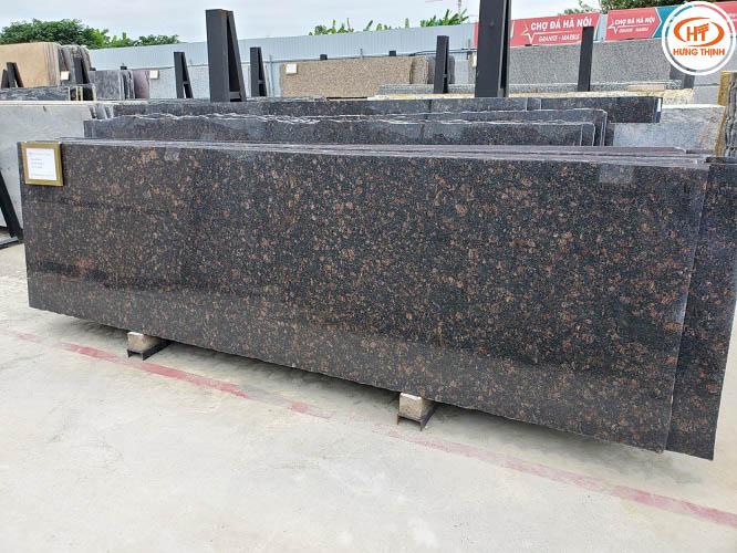 Đá Granite Nâu Ấn 1