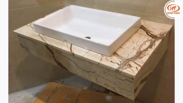bàn lavabo đá sofita