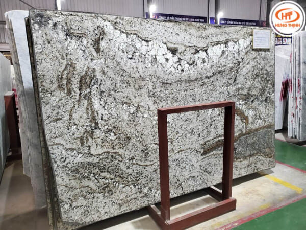 Đá Granite Kamzih White 1