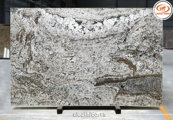 Đá Granite Kamzih White 5