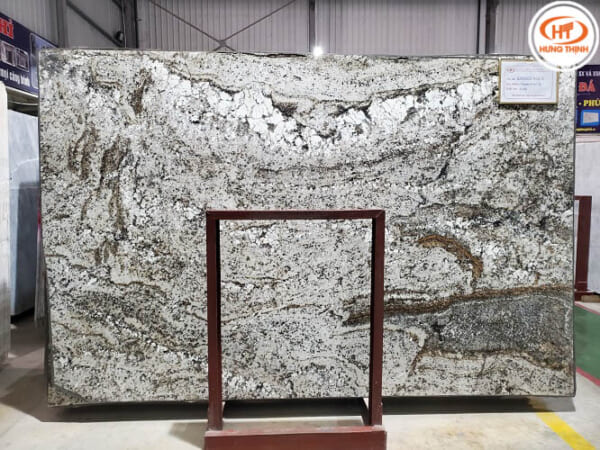 Đá Granite Kamzih White 6