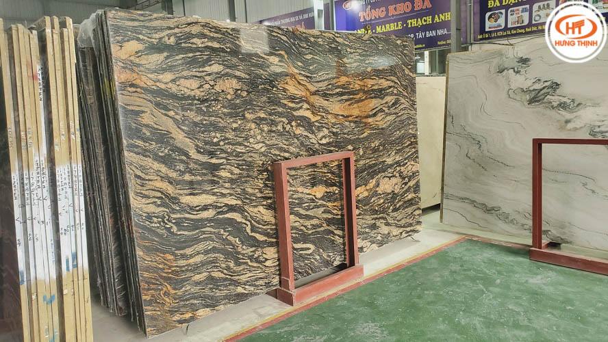 Đá granite titanius 4