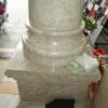 Đá ốp chân cột 1