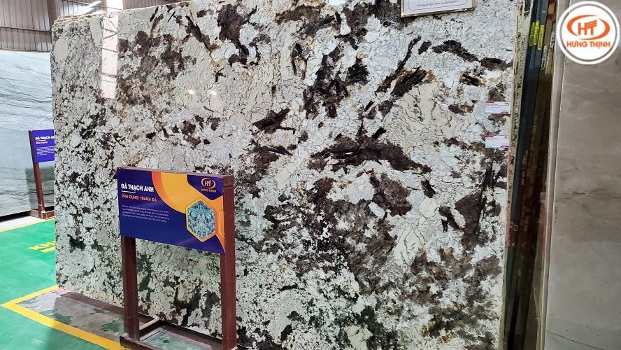 Đá Granite Branco Panda 1