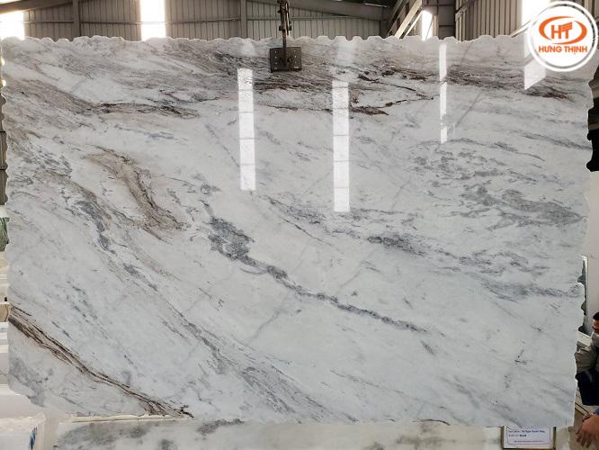 Đá Granite Branco White 2