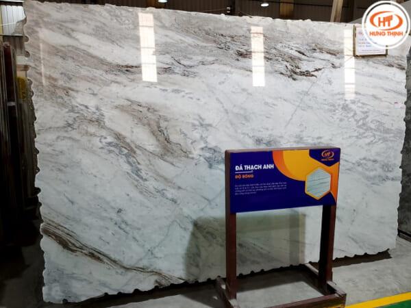 Đá Granite Branco White 5