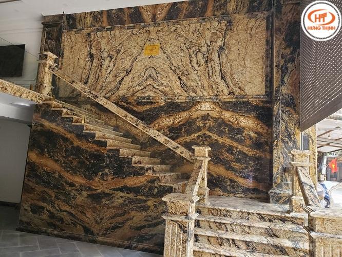 Golden Ocean ốp cầu thang 3